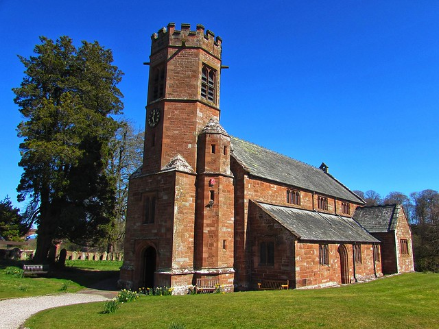 Wetheral church