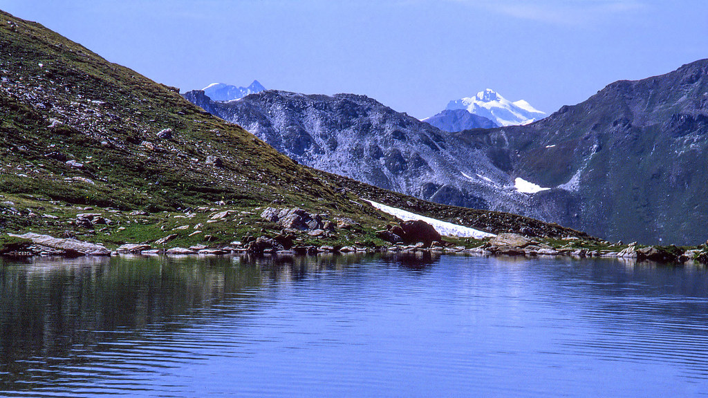 Lac du Toûno (agosto 1981)