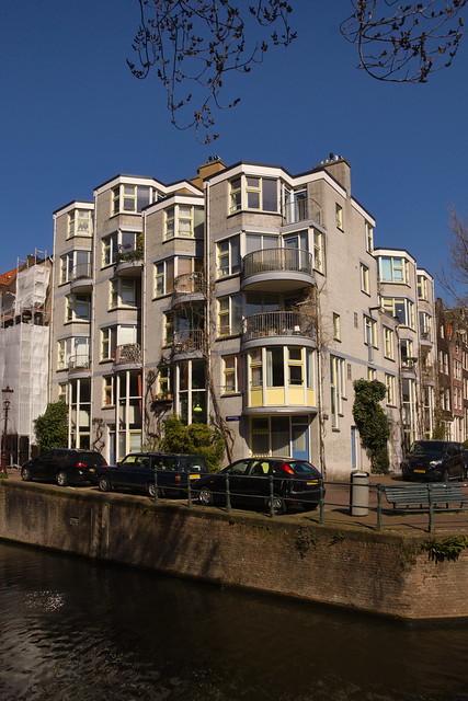 Amsterdam - Kromboomsloot