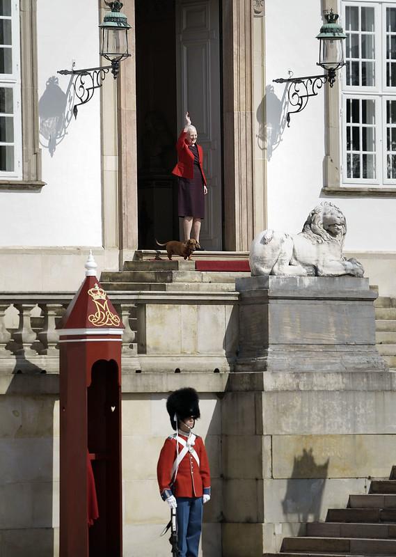 81e verjaardag Koningin Margrethe van Denemarken