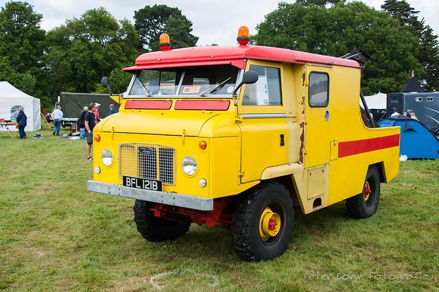 Land-Rover Series II Forward Control - 1964