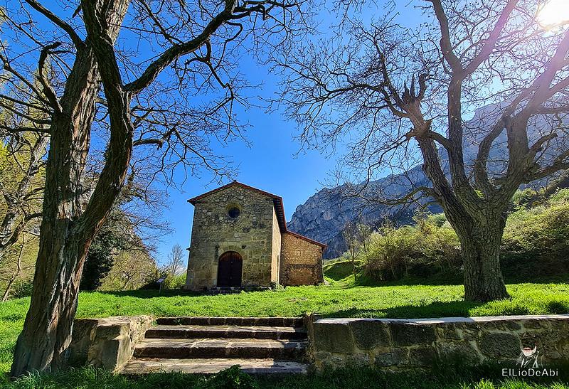 Camino de Santiago, Vía de Bayona en el desfiladero de Pancorbo (11)