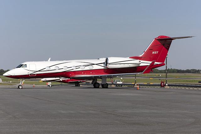 N15Y - Gulfstream G-IV SP - KATL - Apr 2021