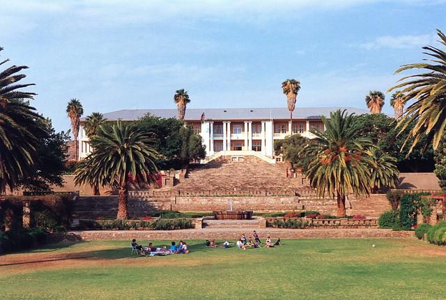 Windhoek: Tintenpalast