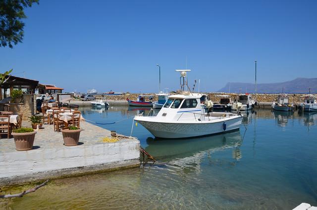 Harbour, Crete, Greece