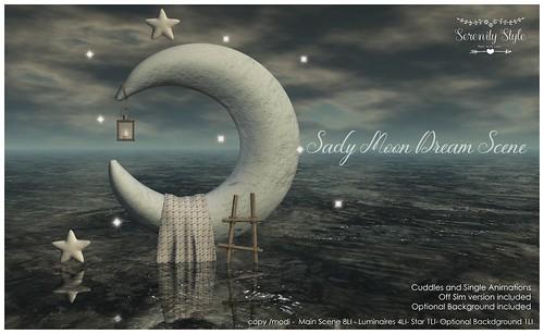 Serenity Style- Sady Moon Dream Scene ad