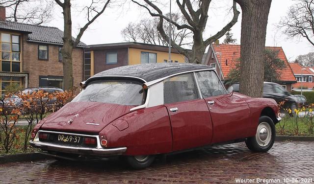 Citroën D Spécial 1972