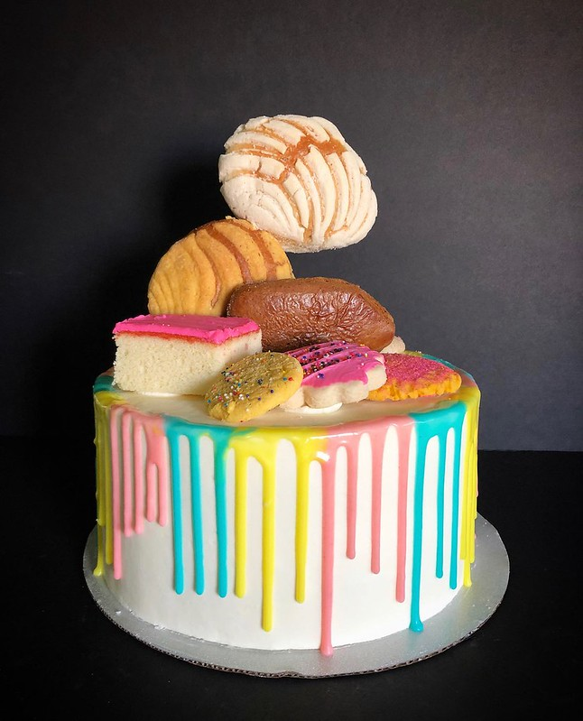Cake from Macarons by Andrew