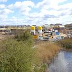 New development at Cottam Brickworks, Preston
