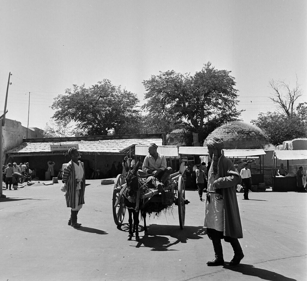 Самарканд. Сиабский базар.2
