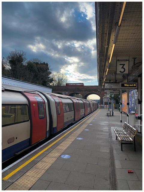 Platform 3 …