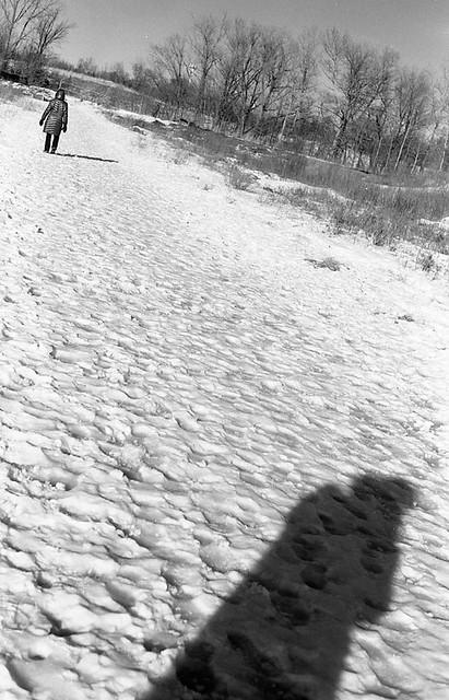 Walking In Her Footsteps