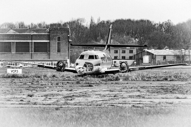 SP-KWN Coast Air British Aerospace Jetstream 32 Cranfield