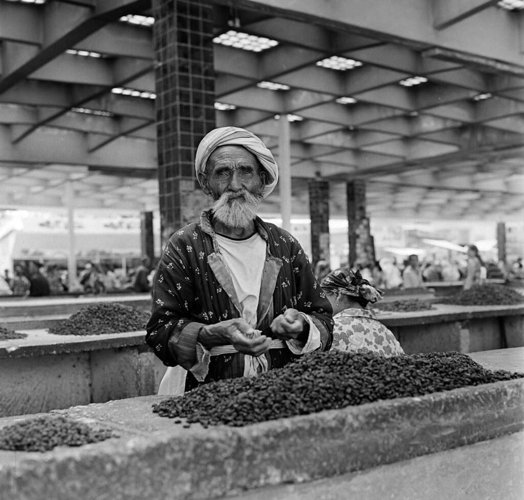 Самарканд. Сиабский базар.4