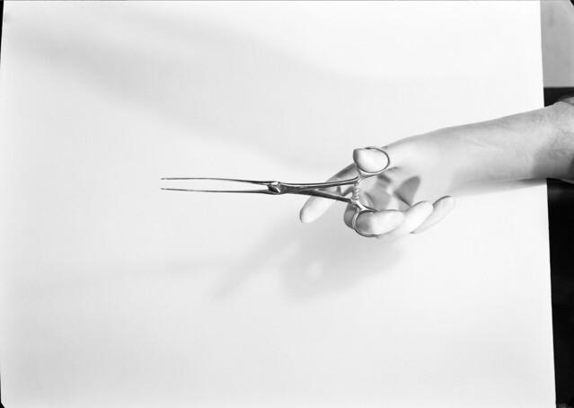 Tesoura cirúrgica. Portugal
