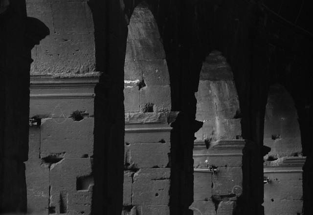 Sombras del Coliseo