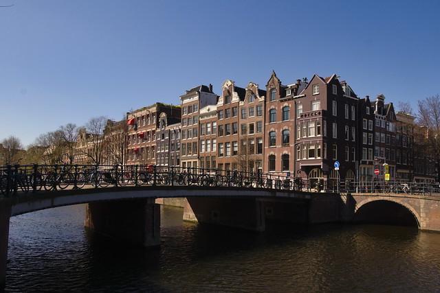 Amsterdam - Lijnbaansbrug