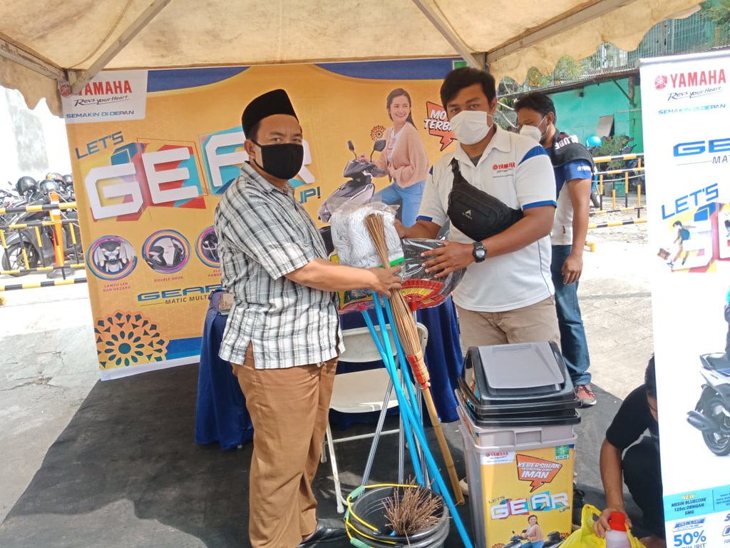 Program Bersih Masjid