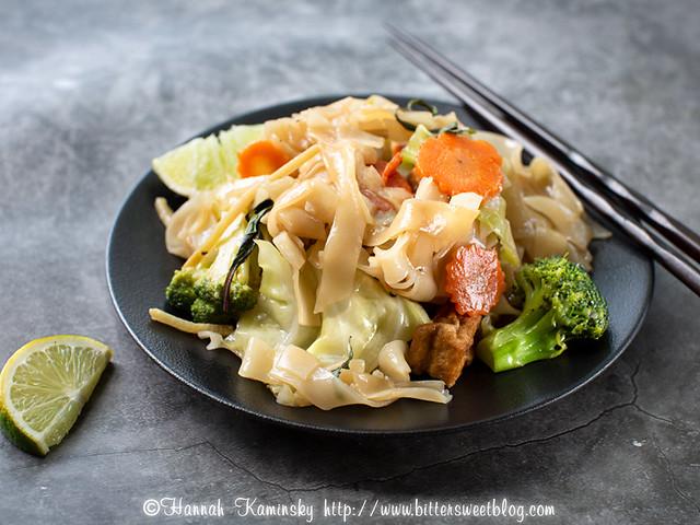 Tuk Tuk Thai - Pad Kee Mao