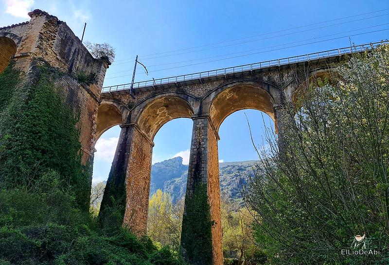 Camino de Santiago, Vía de Bayona en el desfiladero de Pancorbo (3)