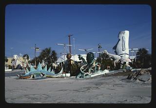 Overall, Goofy Golf, Panama City Beach, Florida (LOC)