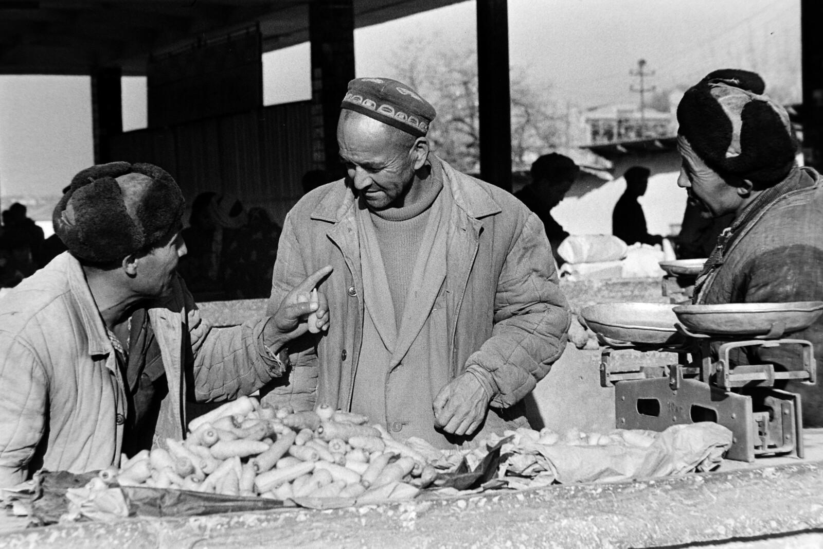 Самарканд. Сиабский базар (4)