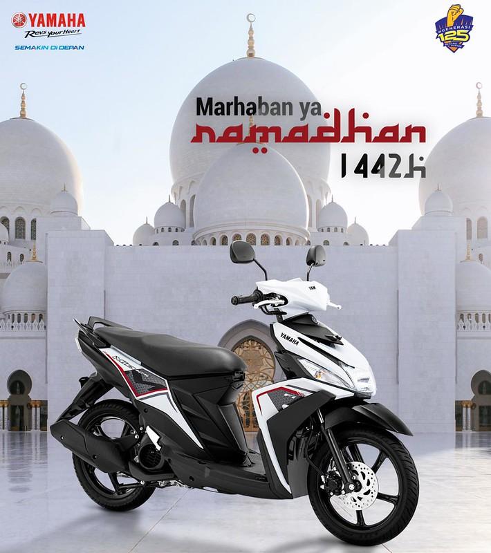 Yamaha Berkah Ramadhan