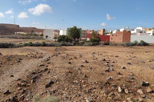 Suelo adquirido por el Ayuntamiento de Agüimes a la empresa pública Gestur Canarias