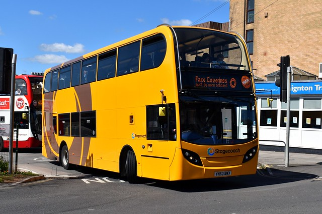 Stagecoach South West 15927