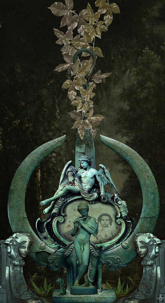 Le mausolée d'Alice
