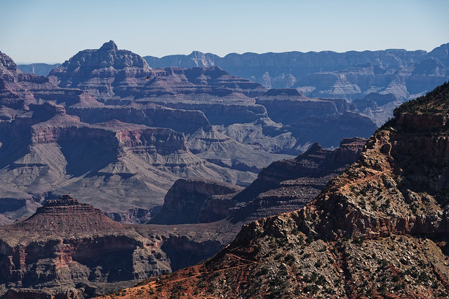 Nature Is My Dream Vacation (Grand Canyon National Park)