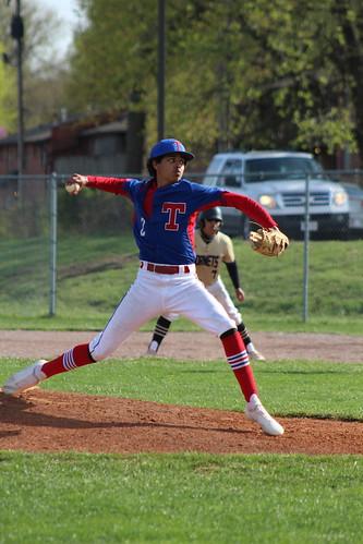 Baseball vs. North KC (4/15)