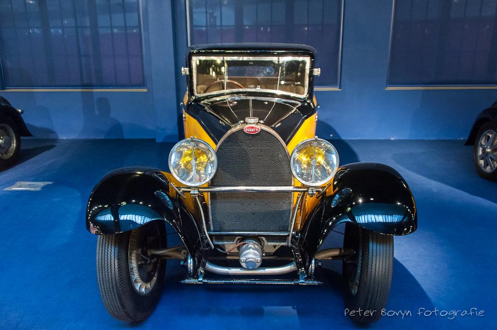 Bugatt Type 49 Coupé - 1933