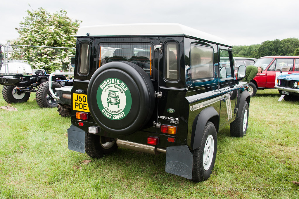 Land-Rover LCV2 Concept - 1996