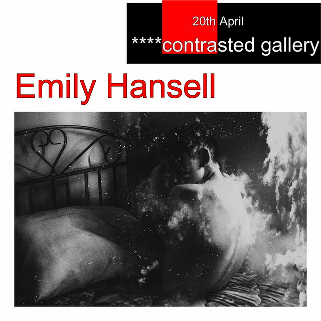 Next week in ****contrasted gallery, the photography of Emily Hansell!