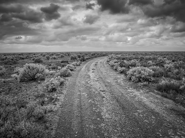 it's a wide open road...