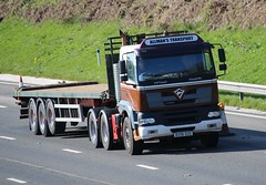 Beaker63 posted a photo:	DX 06 DZO  -  Foden Alpha 3000 400 6x4