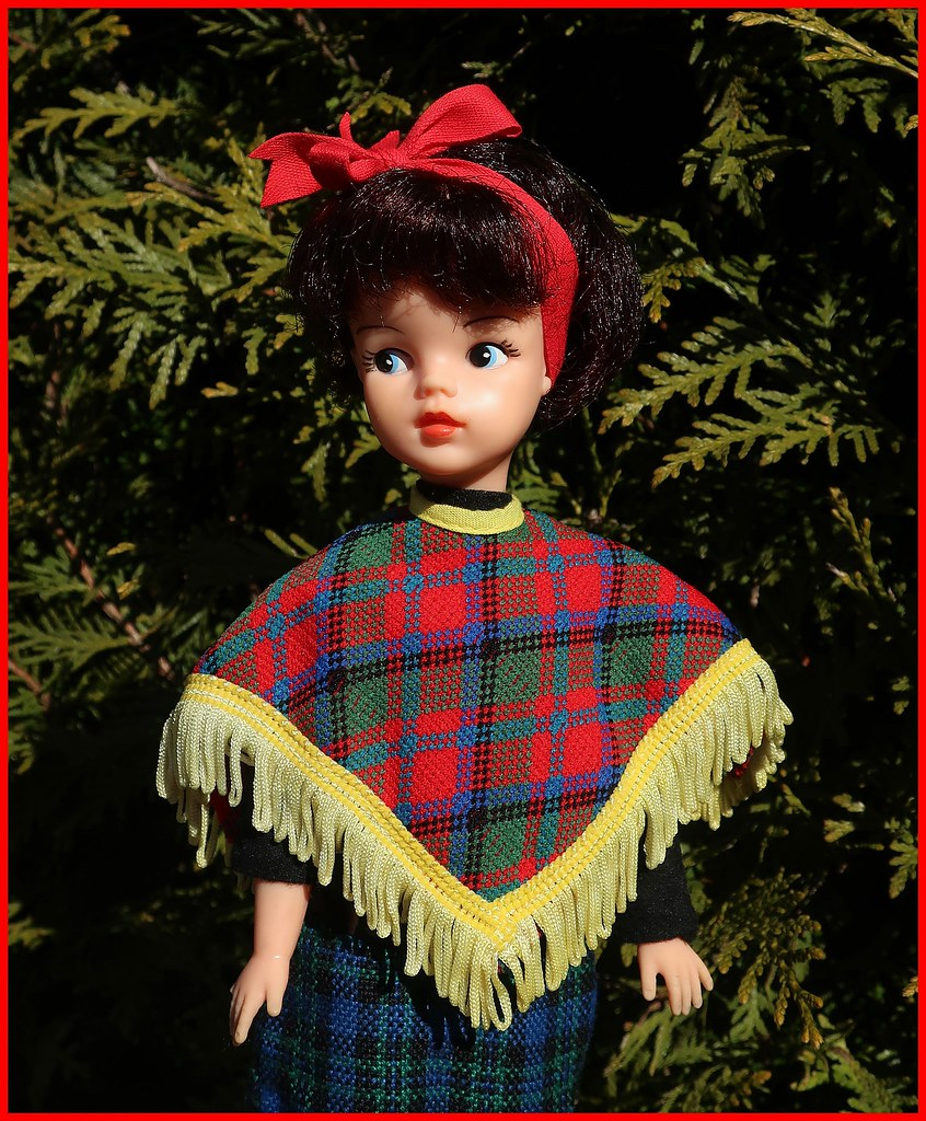 'Poncho' 1971 Sindy Fashion