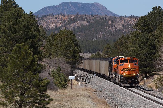 BNSF 9088 Colorado Springs 10 Apr 21