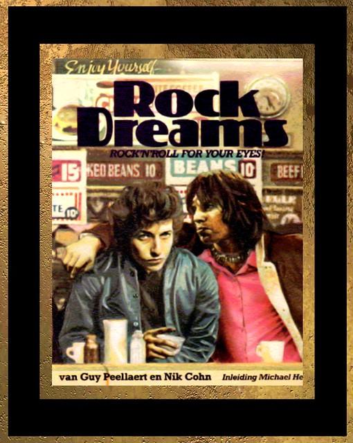 ROCK DREAMS - GUY PEELLAERT - 1973