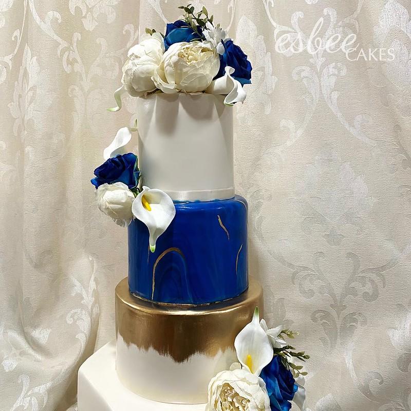 Cake by Esbee Cakes