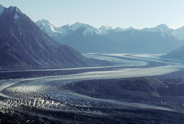 45995 Kaskawulsh Glacier - 1989