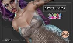 Crystal Dress @ Saturday Sale 50L