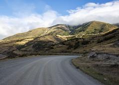 Gravel Road Lies Ahead