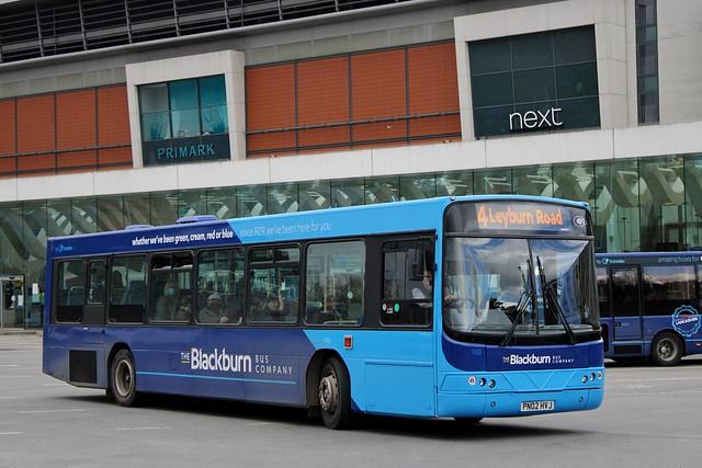 The Blackburn Bus Company: 1102 / PN02 HVJ