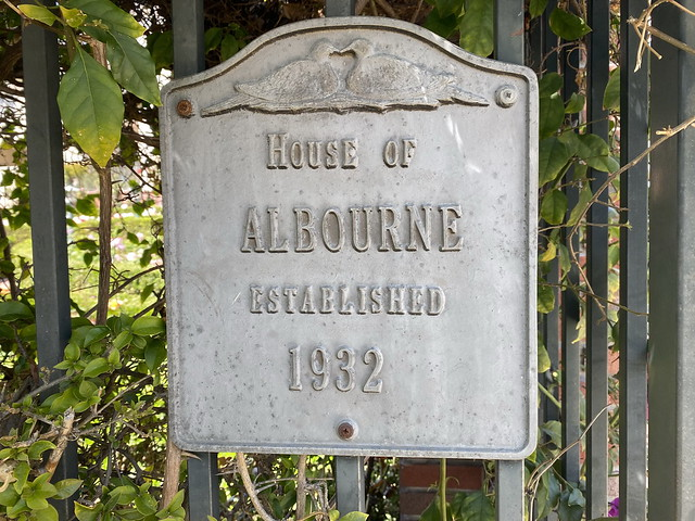 House of Albourne, Wallace Neff 1932