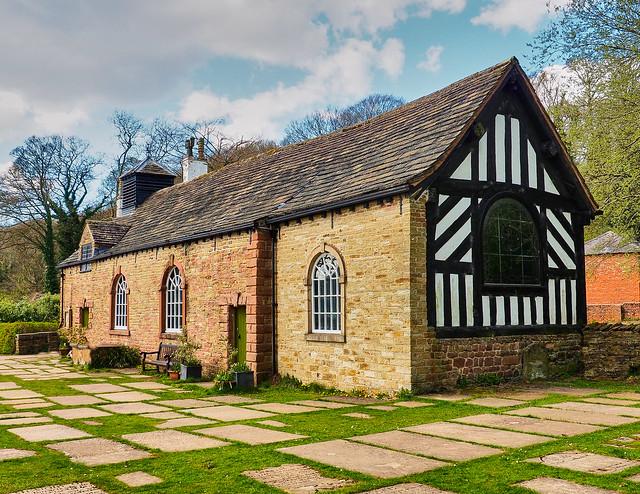 Chadkirk Historic Chapel, Stockport