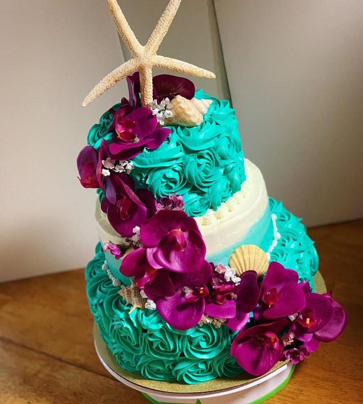 Cake by Shae's Sugar Shack