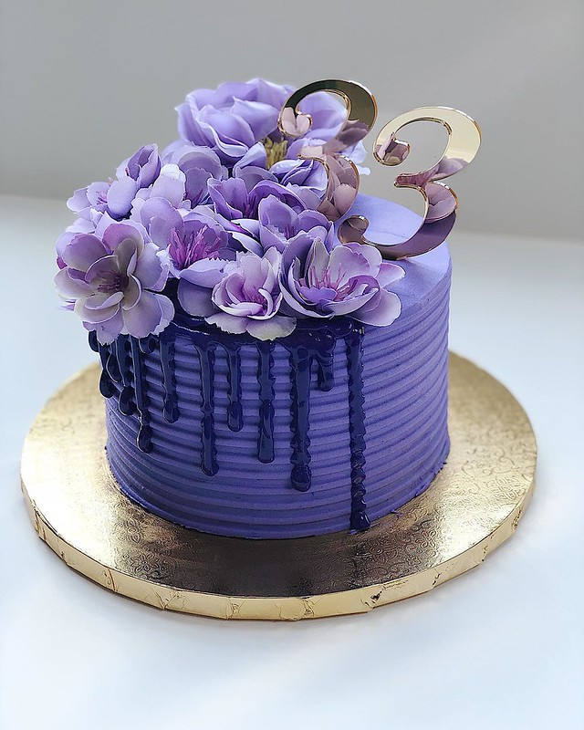 Cake by It Cakes Dallas