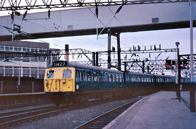 British Rail class 304 electric unit 041 Manchester Piccadilly (#32)